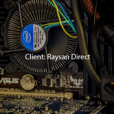 Raysan Direct case study